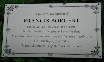 In Honor of Francisc Borgert